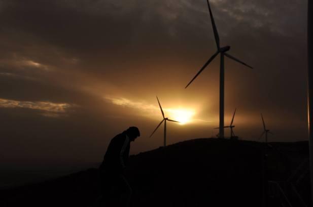 Rüzgar tribünleri